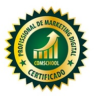 Selo Profissional de Marketing digital